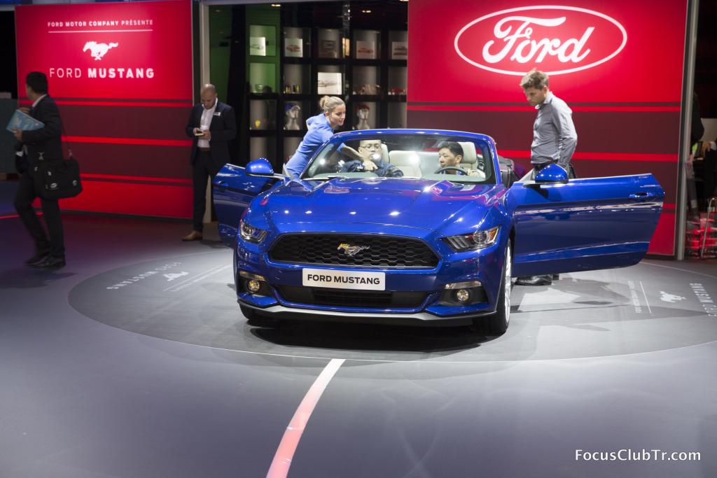 Ford Paris Otomobil Fuarı