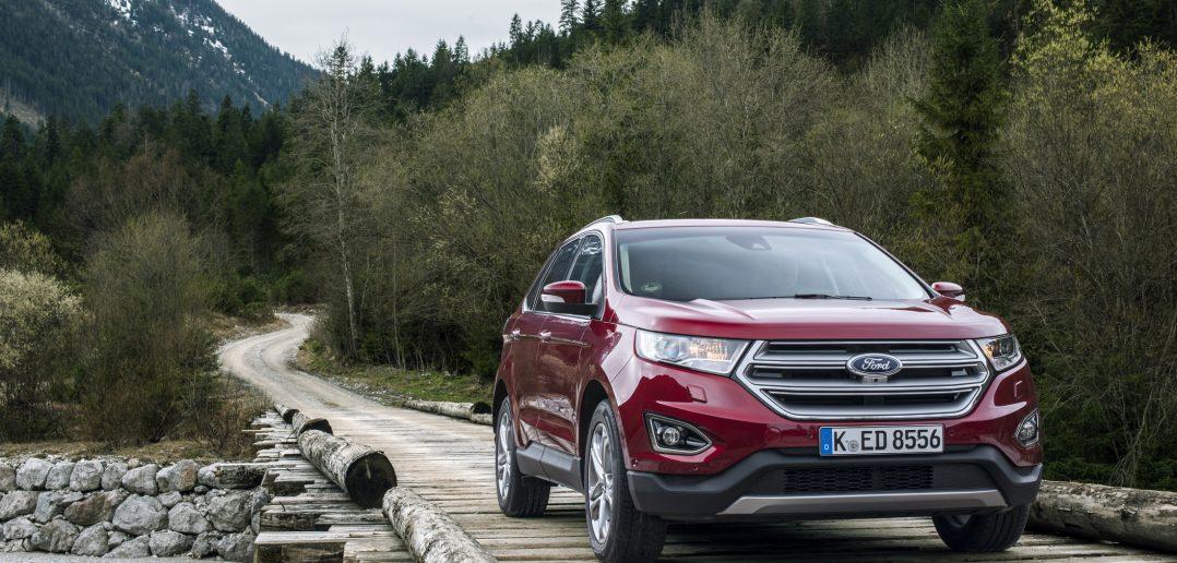 Ford Edge Türkiye Donanım Ve Fiyat Listesi Yola Focusla