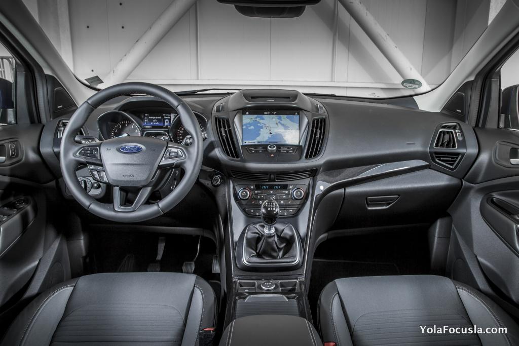 форд куга 2017 года комплектация цены фото #10