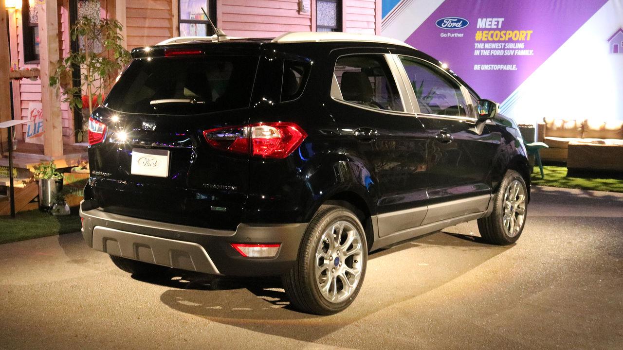 Ford EcoSport - купить новый Форд ЭкоСпорт 2017 года в СПб ...
