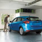 Elektrikli Ford Focus