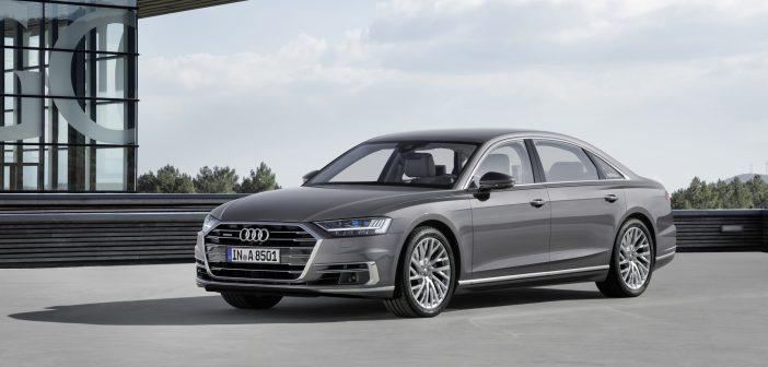 2018 Audi A8 Tanıtıldı – Lüks Sınıfın Geleceği