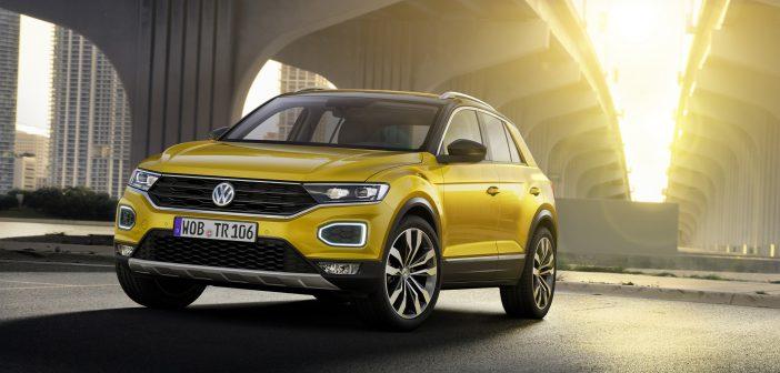 2018 Volkswagen T-Roc Tanıtıldı