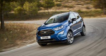 2017 Ford EcoSport Avrupa İçin Tanıtıldı