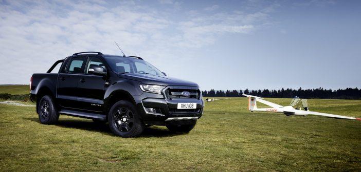 Yeni Ford Ranger Black Edition – Frankfurt Fuarı