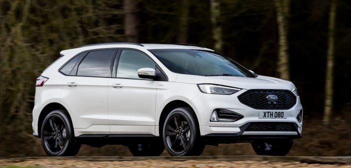 2018 Yeni Ford Edge Avrupa İçin Tanıtıldı (2019 Makyajlı Ford Edge)
