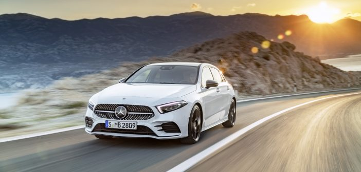 Yeni 2018 Mercedes A Serisi Tanıtıldı