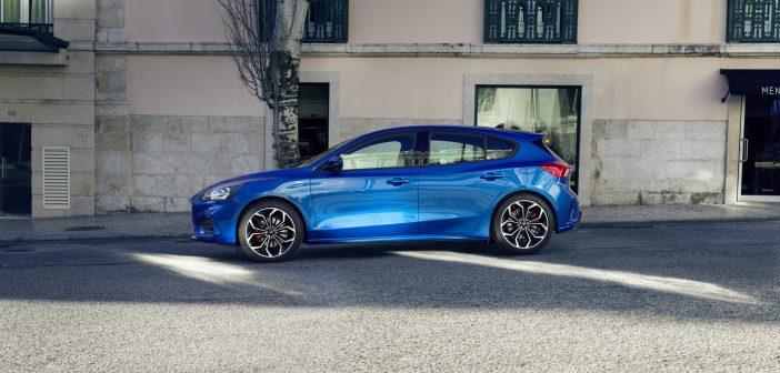 Yeni 2018 Ford Focus Mk4 Aerodinamik ve Ağırlık İyileştirmesi