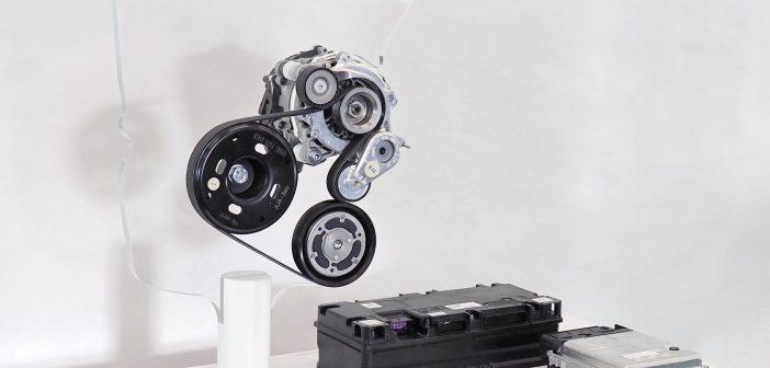 Volkswagen, Modellerinin Elektrikli Versiyonlarını Sunuyor (Vw Golf Mk8 Hibrit)