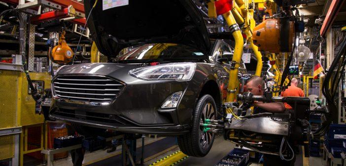 2018 Ford Focus Mk4 Seri Üretimi Başladı