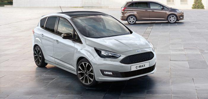 2018 Yeni Ford C-MAX Sport Tanıtıldı