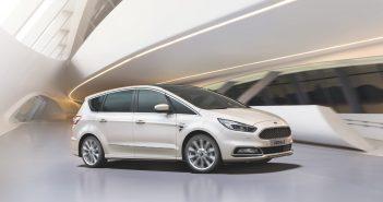 Ford S-Max ve Galaxy'ye Motor ve Şanzıman Güncellemesi Geldi