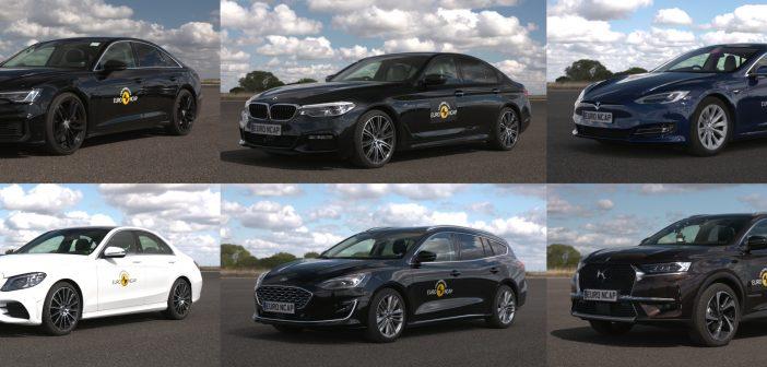2018 Otomatik Sürüş Testleri   Euro NCAP