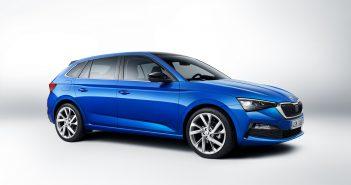 2019 Yeni Škoda Scala Tanıtıldı