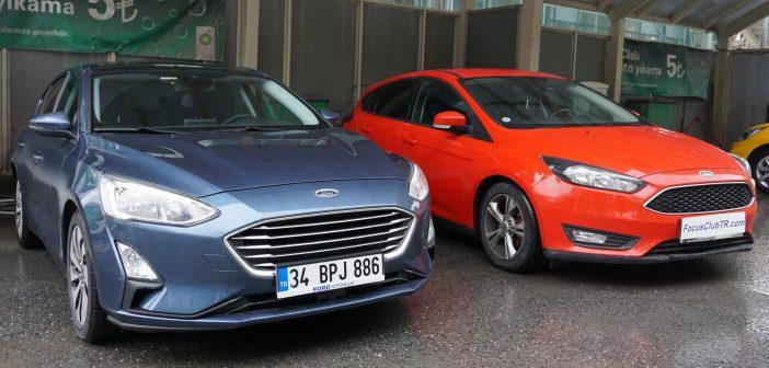 Focus Mk4 ile Focus Mk3 Dizel Otomatik Yakıt Testi