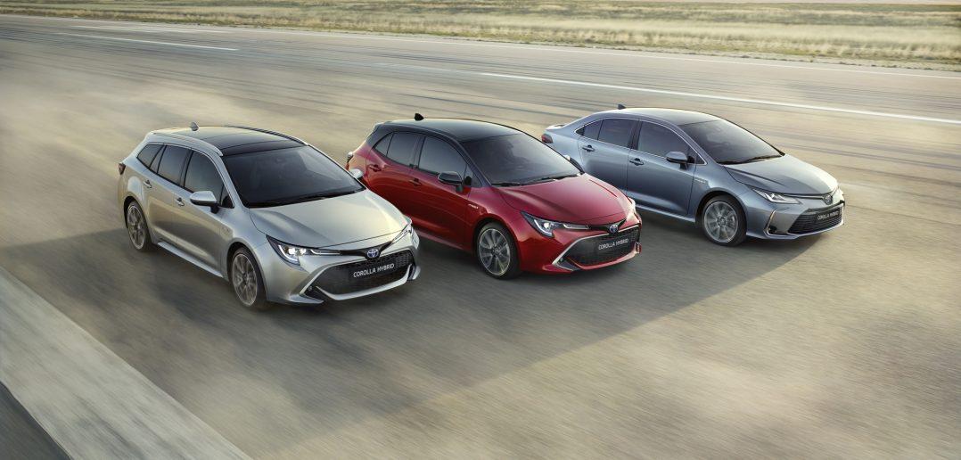 2019 Yeni Toyota Corolla Sedan Tanitildi Yola Focusla