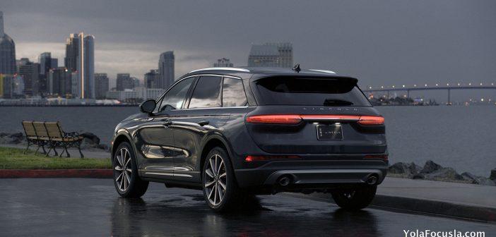 2020 Lincoln Corsair Tanıtıldı – Lüks Kuga