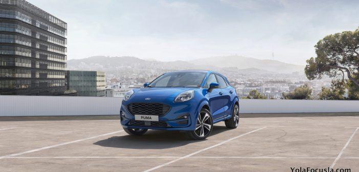 2019 Ford Puma Tanıtıldı