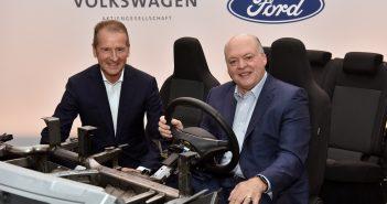 Ford – Volkswagen Küresel İşbirliğini Genişletiyor